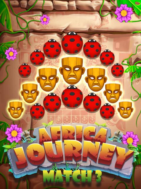 Africa Journey Match 3 screenshot 1