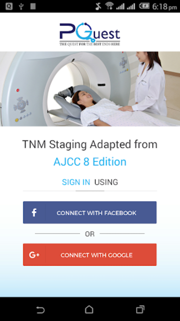 TNM Cancer Staging(8th edition) screenshot 1