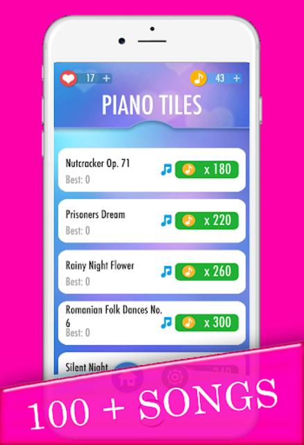 Piano Tiles Games screenshot 1