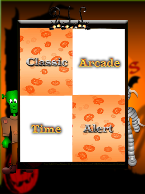 Piano Tiles Halloween screenshot 2