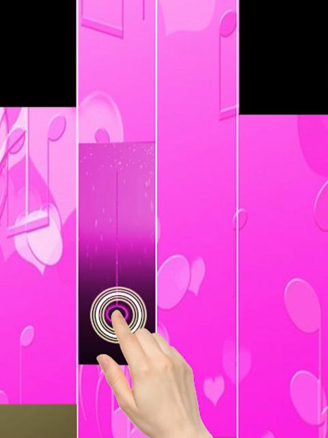 Piano Tiles Pink screenshot 1