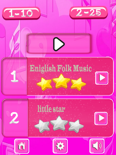 Piano Tiles Pink screenshot 2