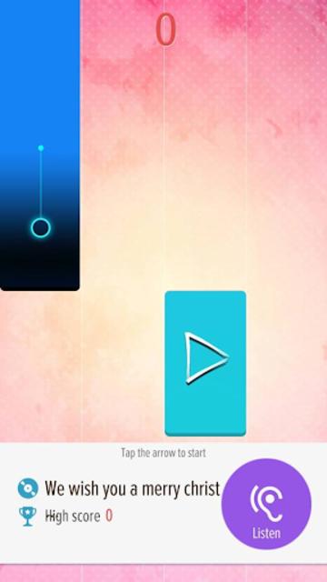 Pink Piano Tiles 5 - 2019 screenshot 2