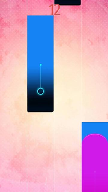 Pink Piano Tiles 5 - 2019 screenshot 3