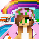 Icon for Pink World Minecraft Game for Girls