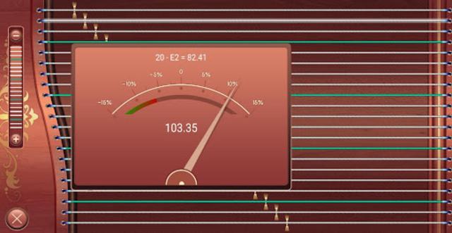 Guzheng Connect: Tuner & Notes Detector screenshot 4