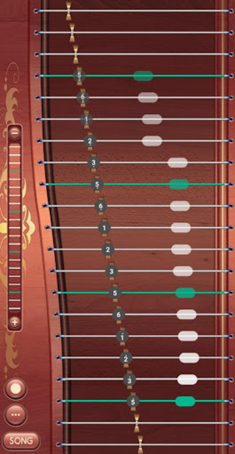 Guzheng Connect: Tuner & Notes Detector screenshot 7