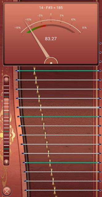 Guzheng Connect: Tuner & Notes Detector screenshot 8