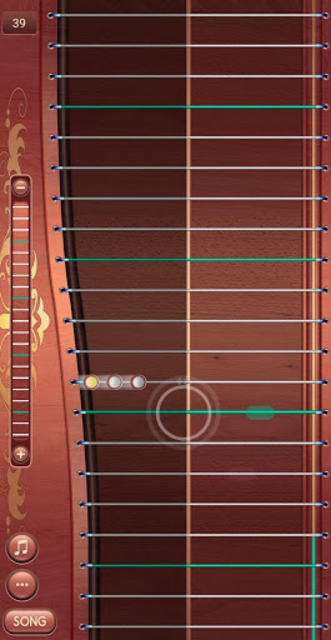 Guzheng Connect: Tuner & Notes Detector screenshot 5