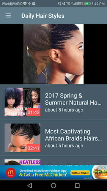 About: Girls Hairstyles Videos/Eassy Hairstyles Tutorials (Google Play  version) | Girls Hairstyles... | Google Play | Apptopia