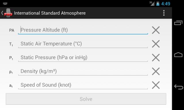 AirNav Computer Pro screenshot 4
