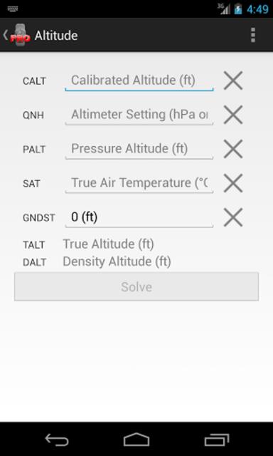 AirNav Computer Pro screenshot 5