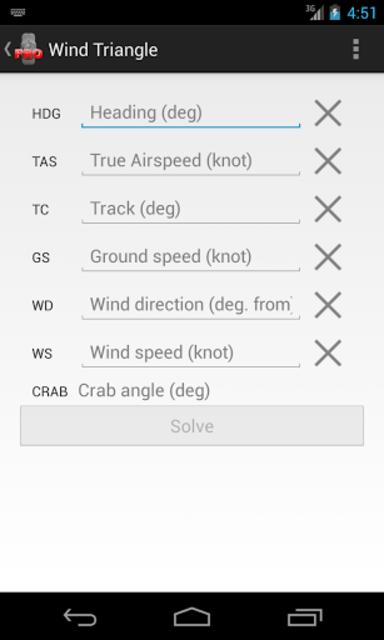 AirNav Computer Pro screenshot 7