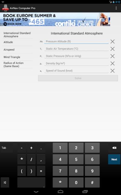 AirNav Computer Pro screenshot 11