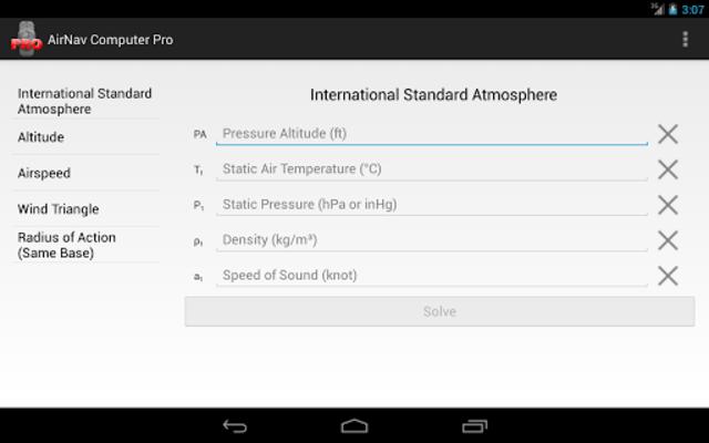 AirNav Computer Pro screenshot 16