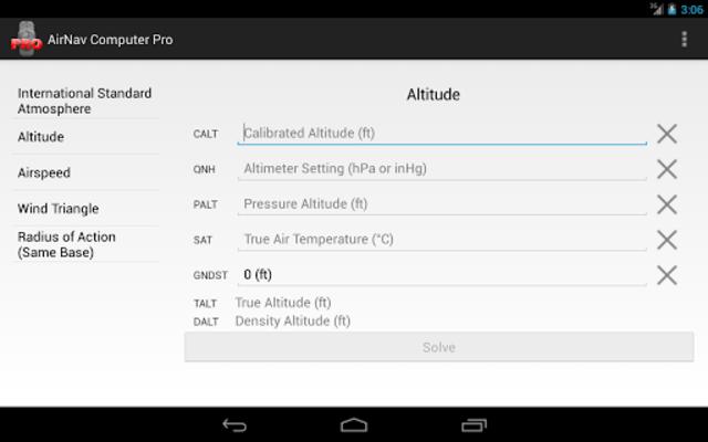 AirNav Computer Pro screenshot 18