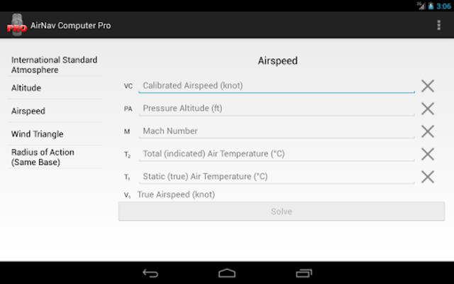 AirNav Computer Pro screenshot 19