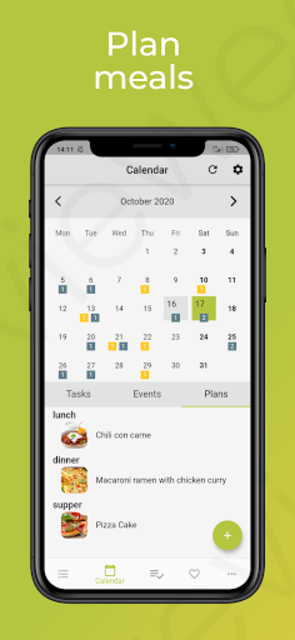 Home Organizer - family organizer and calendar screenshot 4