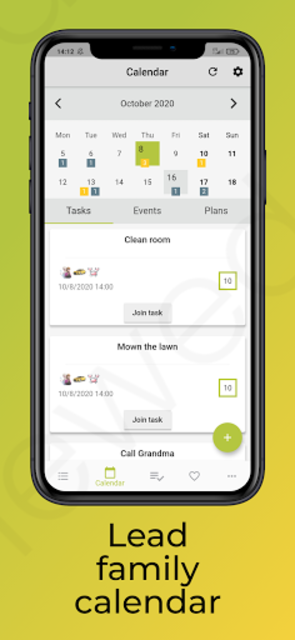 Home Organizer - family organizer and calendar screenshot 5