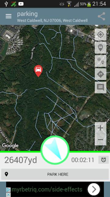 Parked Car Locator screenshot 5
