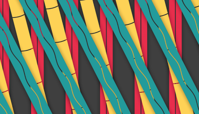 Simplexity Free: Material Design Live Wallpaper screenshot 7