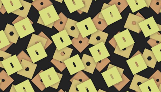 Simplexity Free: Material Design Live Wallpaper screenshot 8