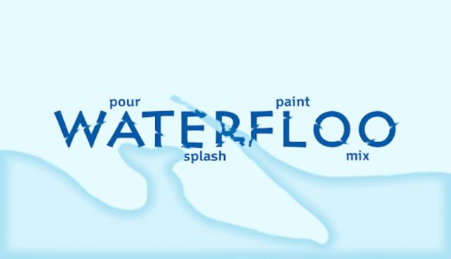 Waterfloo Free - liquid simulation & wallpaper screenshot 2
