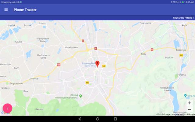 Phone Tracker Free screenshot 8