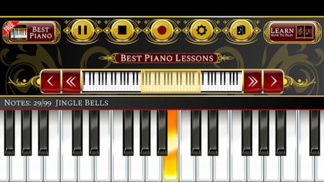 Best Piano Lessons screenshot 1