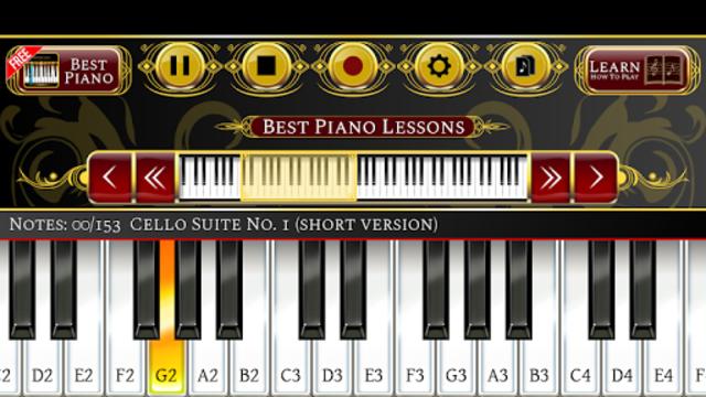 Best Piano Lessons screenshot 3