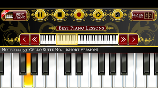 Best Piano Lessons screenshot 5