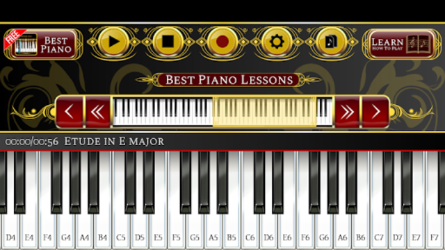 Best Piano Lessons screenshot 7