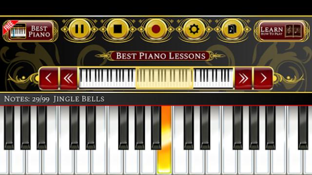 Best Piano Lessons screenshot 9