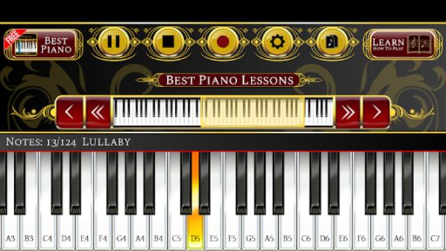 Best Piano Lessons screenshot 11