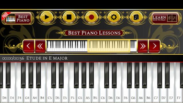 Best Piano Lessons screenshot 24