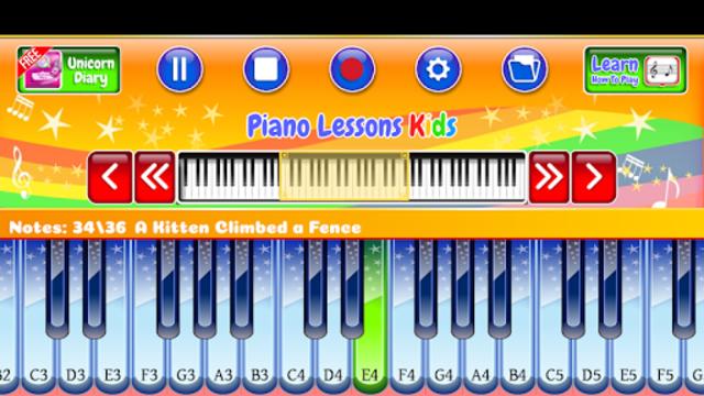 Best Piano Lessons Kids screenshot 11