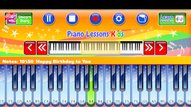 Best Piano Lessons Kids screenshot 15