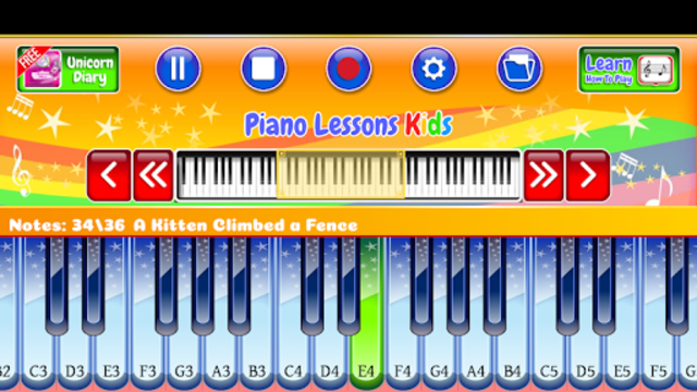 Best Piano Lessons Kids screenshot 19