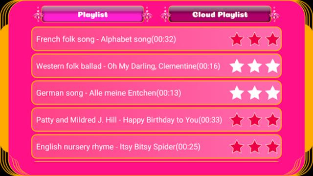 Unicorn Piano screenshot 18