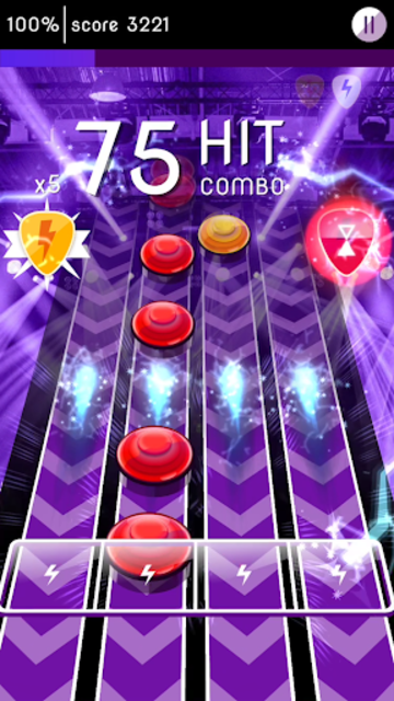 Rock Challenge: Electric Guitar Game screenshot 8