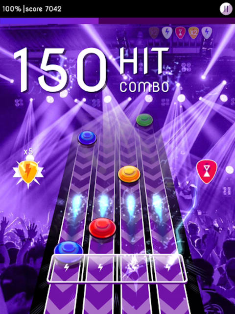 Rock Challenge: Electric Guitar Game screenshot 10