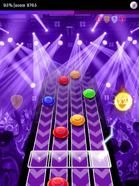 Rock Challenge: Electric Guitar Game screenshot 16