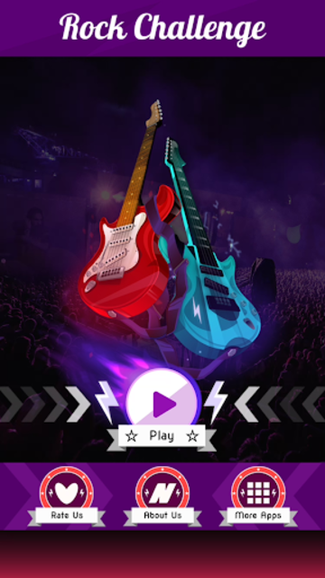 Rock Challenge: Electric Guitar Game screenshot 4
