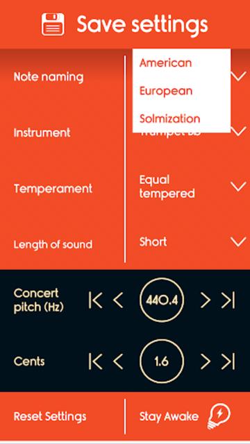 Master Trumpet Tuner screenshot 16