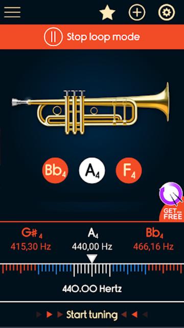 Master Trumpet Tuner screenshot 17
