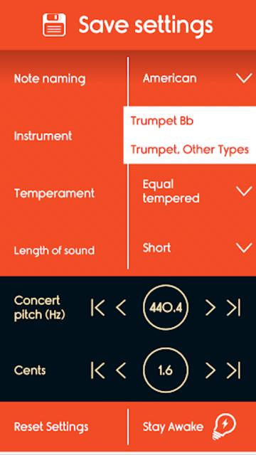 Master Trumpet Tuner screenshot 18