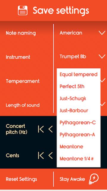 Master Trumpet Tuner screenshot 19