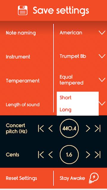 Master Trumpet Tuner screenshot 20