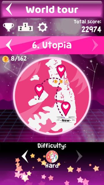 Unicorn Music Game screenshot 2