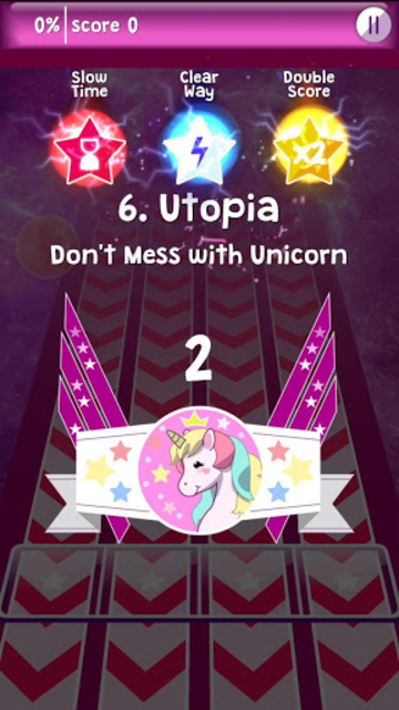 Unicorn Music Game screenshot 4